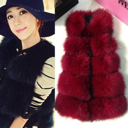 Cheap Fox Fur Jacket Shawl | Free Shipping Fox Fur Jacket Shawl ...
