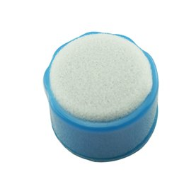 Wholesale Hot Sale Dental Autoclavable Round Endo Stand Cleaning Foam Sponges File Holder Silicone ring base resists sliding