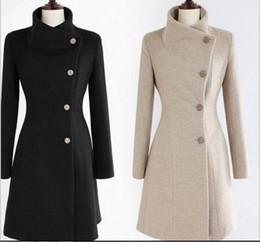 European Style Woolen Ladies Coats Online | European Style Woolen