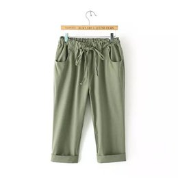 Cheap Linen Drawstring Pants For Women | Free Shipping Linen ...