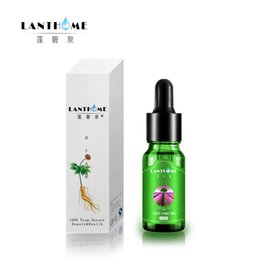 Wholesale Lanthome Whiten skin and Fade spots pure essential oil Rose Hip Lavender oil Repair wrinkles and scars face Massage Oil