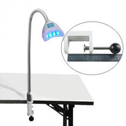 Wholesale Dental Teeth Whitening Bleaching Machine Dental Accelerator New Dental LED Cool Light Teeth Whitening Lamp Bleaching LED Light Accelerator