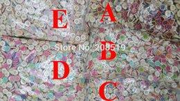 Wholesale WBNSLS boutons Cinq modèles mm pour d artisanat trous bois nature chemise boutons accessoires de couture