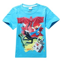 100% algodón de calidad AAA + 7 tamaño del color 5 embarcaciones mina Muchachas del cabrito muchacho del verano de manga corta camiseta de regalo superior cumpleaños navidad superior