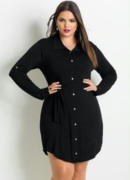 Long button down dresses for women
