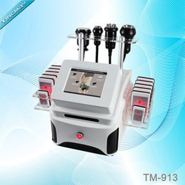 Wholesale Weight loss i lipo laser machine for sale Professional vacuum roller rf cavitation fat dissolve machine