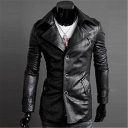 Discount High Quality Leather Jackets For Men | 2017 High Quality ...