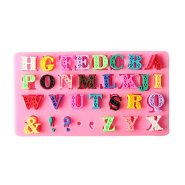 discount alphabet letter molds alphabet letter silicone mold mini size 3d fondant cake decorating gumpaste