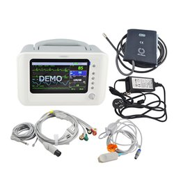 Wholesale CE Approved inch Parameter Patient Monitor V AC
