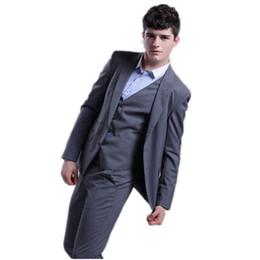 Discount Blue Designer Business Suits | 2017 Blue Designer