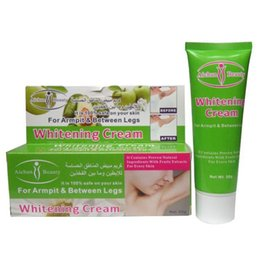 Wholesale 2015 Hot Aichun beauty armpit Whitening cream specially and between legs safe specail formula armpit whitener DHLFree