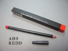 Wholesale HOT Mix Makeup Eye Shadow lip Liner Combination pencil Impeccable brow Lip Eyeliner kinds g via DHL
