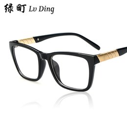 Wholesale 2015 new Korean version of the square frame glasses student fashion eyewear glasses factory direct shipping