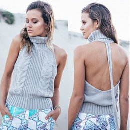 Wholesale 2016 Womens Blackless Kint Sweater Short Mini Cardigan Coat Jumper Pullovers