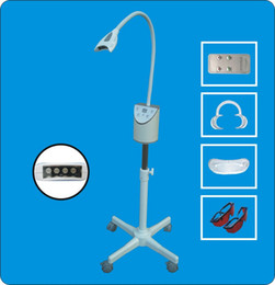 Wholesale lowest price teeth whitening machine led blue cold teeth whitening light dental bleaching light