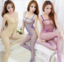 Wholesale Hot sexy lingerie women wrapped chest netting sexy costumes for women sexy sleepwear women curve sexy underwear sexy set robe