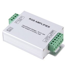 24A Amplificateur répéteur pour Extend Signal LED 5050 3528 RGB Light Strip