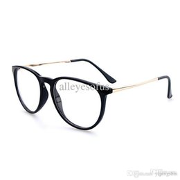 2015 cat eye prescription glasses new designer oculos de grau print eyewear vintage optical glasses frame eyeglasses eoce1001