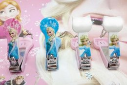 Wholesale 2015 NEW froze Elsa princess Anna princess Nail clipper free shiping