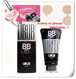 Wholesale 2PCS Durable water creme flawless bb foundation liquid powder rollaround whitening moisturizing concealer Nutritious BB cream