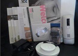 Wholesale No No Hair Removal NONo Hair Kodak Electric Epilator women s full body Pink hair removal system Travel case with US UK EU Plug