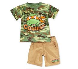 Wholesale 100pcs cotton cute baby suits superman Batman TMNT kids suits Cartoon kids summer suits Children summer Outfits Superman suits