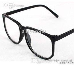 e03 fashion large frame vintage leopard print large black plain eyeglasses frame rubric for glasses frame size