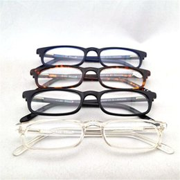 Wholesale Unisex Classic Acetate Full Frame Resin Reading Glasses Strength