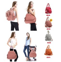 Wholesale Sunveno Fashion adjustable Large Multifunction Mummy Bag Baby Diaper Nappy Bag