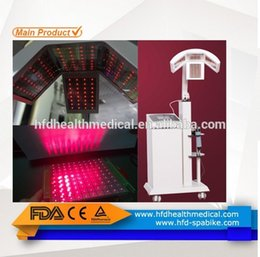 Wholesale 2015 hot New arrival diode laser regrowth hair machine Stimulate hair regrowth machine short course