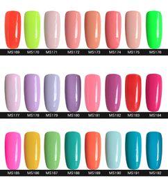 Wholesale Gel Polish Gelish Nail Polish Soak Off UV Gel For Salon New Colors ML Factory Sales factory supply by uprise