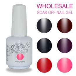 Wholesale Nails Tools Nail Gel Long Lasting DOMCCO Gel Nail Polish High Quality Soak Off Nail Gel