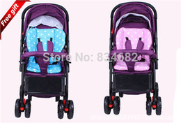 online shopping FG1511 J G Thickening waterproof cotton pad baby stroller child baby carriage car umbrella cart cushion bb carrinho de bebe