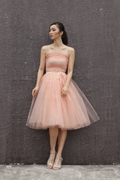 Discount Strapless Tutu Prom Dresses - 2017 Strapless Tutu Prom ...