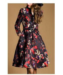 Discount Casual Long Dresses For Sale Chiffon  2017 Casual Long ...