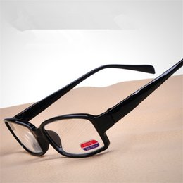 Wholesale Black Brown Full Frame Resin Magnifying Reading Glasses Strength