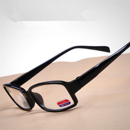 Wholesale Black Brown Presbyopic Full Frame Cheap Reading Glasses Women Men Diopter