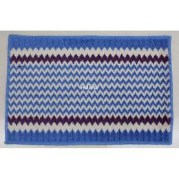 10pcs area rug floor carpet Factory direct wholesale home essential fine  wavy latest anti-skid