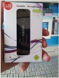 Débloqué 7.2Mbps 3G HSDPA GSM Dongle USB Stick Modem sans fil Haut débit mobile