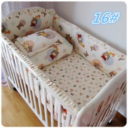 Wholesale Hot Selling Crib Baby Bedding Set Cheap Bed Product for Newborn Be Customized Size etc