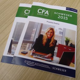 Wholesale 2015 CFA LEVEL thirteen Schwes Practice Exam v1 v2 simulation title