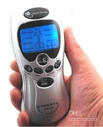 Wholesale 4pcs Tens Acupuncture Digital Therapy Machine Massager Good quality