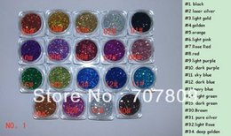 Wholesale Colors Glitter Tattoo Kit Flash powder without oil brushes gel stencil NEW Popular Temporary Body Art supply