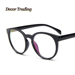 wholesale classic vintage big round glasses frame eyewear frames optical computer circle eye glasses eyeglsses frames for women men 2162 big circle glasses