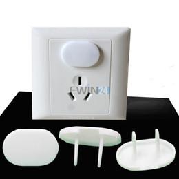 100pcs Power Board deux et trois trous de prise de point de sortie Plug protections couvre la sécurité des enfants bébé de vente nouvelle et chaude