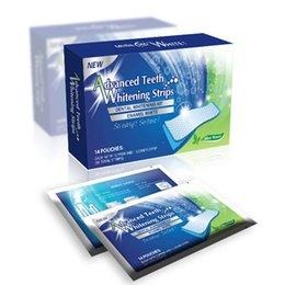 Wholesale 28pcs box X Professional White Oral Care Whitestrips Advanced Teeth Whitening Strips