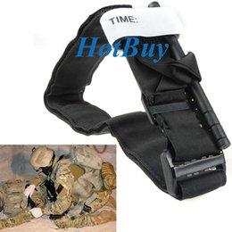 Wholesale Combat Application Tourniquet Military Tactical Airsoft Survival Emergency Tool Combat Tourniquet Rescue