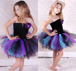 Discount Short Strapless Dresses For Kids | 2017 Short Strapless ...