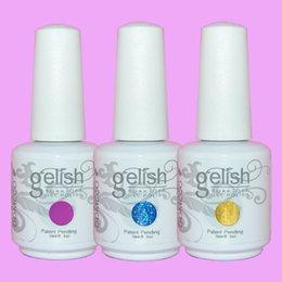 Wholesale DHL TNT EMS Top Quality Long lasting Color Soak Off Led UV Gel Polish Led Nail Gel Lacquer Varnish