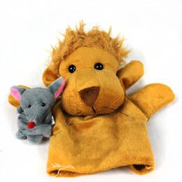 Lion And Mouse Puppets Discount puppets lion mouse 2016 puppets lion ...